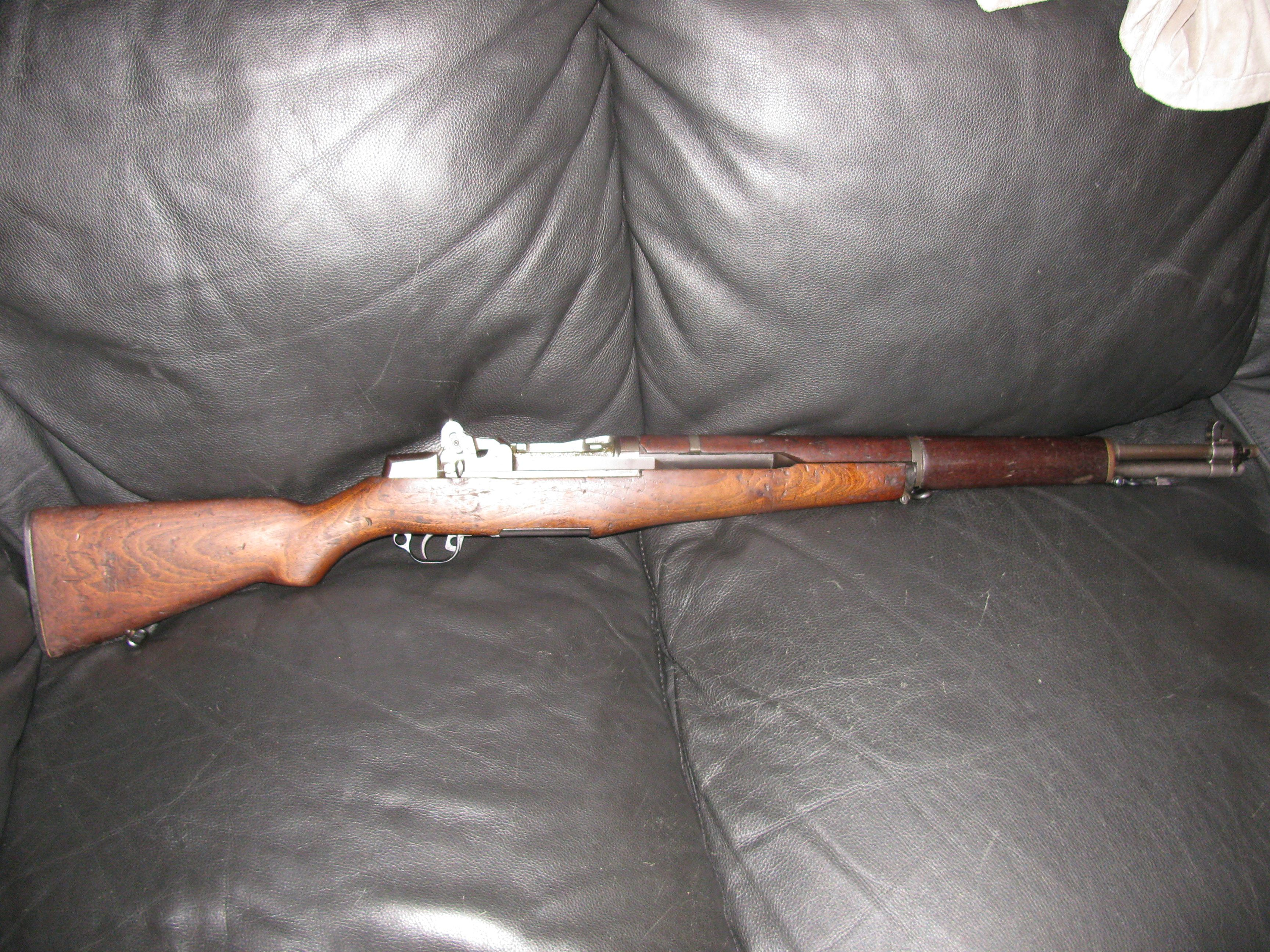 M1 Garand - Auto & Semi-Auto Discussion