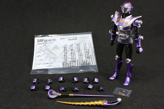 [Review] S.H. Figuarts Kamen Rider Ouja - by Usys 222
