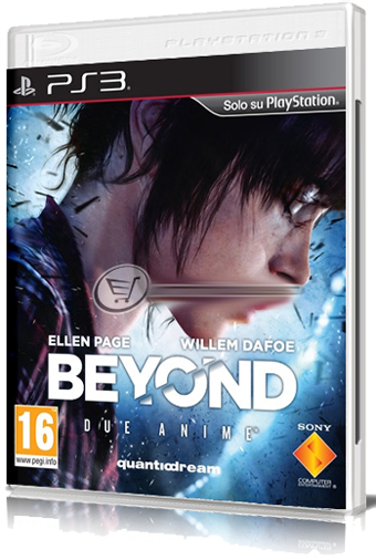 [PS3] Beyond: Due Anime (2013) - FULL ITA