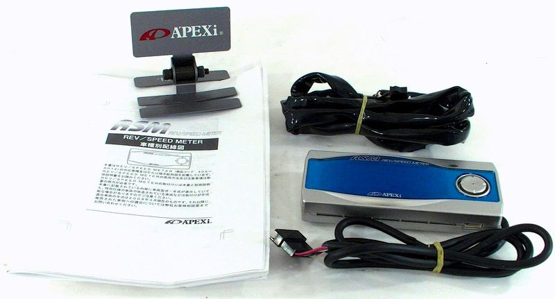 Apexi RSM-GP REV/Speed METER