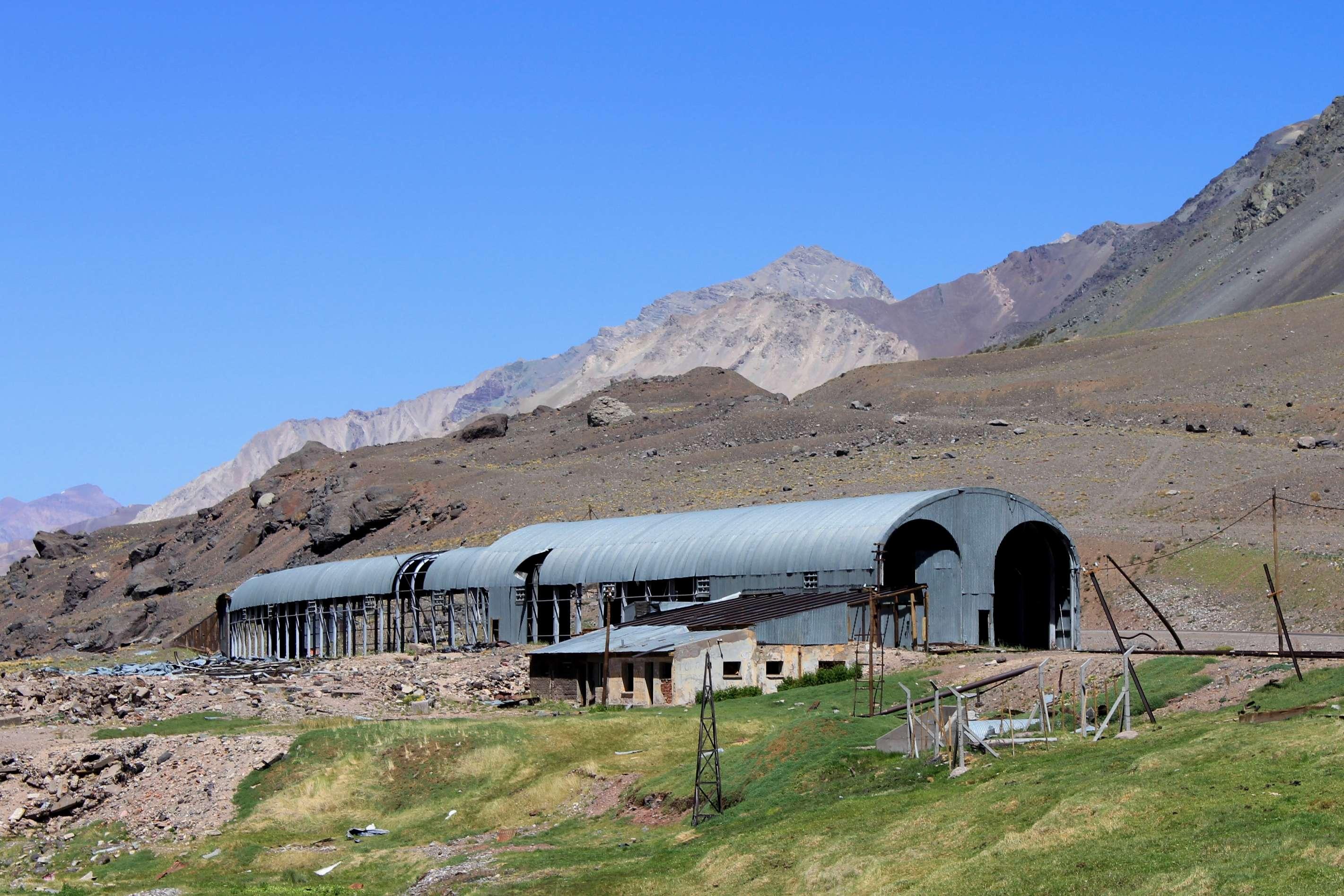 Trans Andean Railways