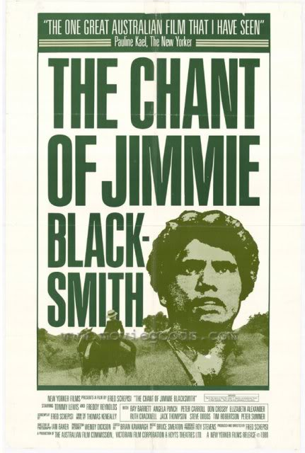 jimmiekael Fred Schepisi   The Chant of Jimmie Blacksmith (1978)
