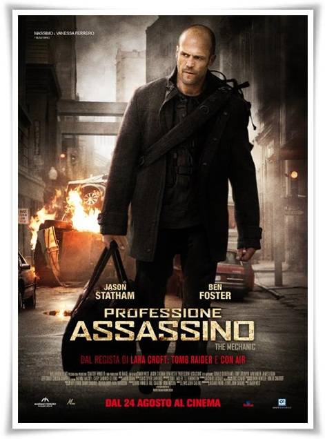 Download The Mechanic Professione Assassino 2011 iTALiAN DVDRip XviD-TR Torrent
