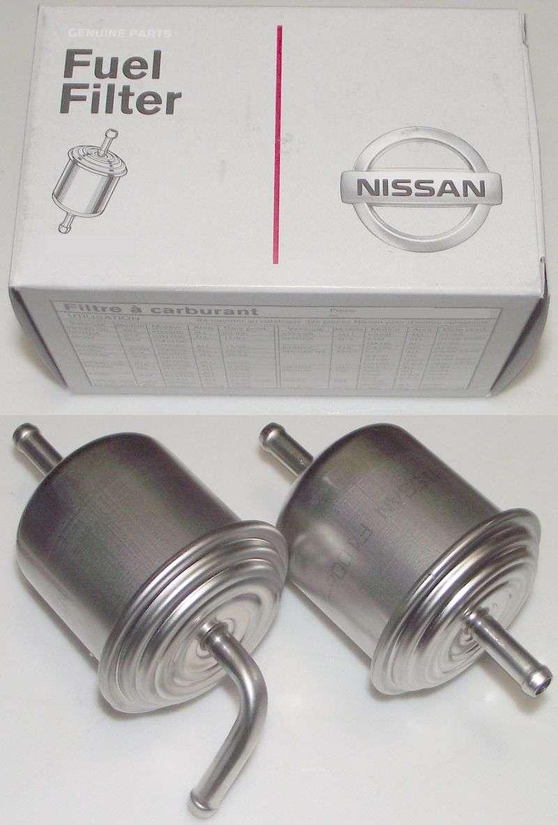 nissan fuel filter skyline r32 hcr32 rb20det rb20de genuine. Black Bedroom Furniture Sets. Home Design Ideas