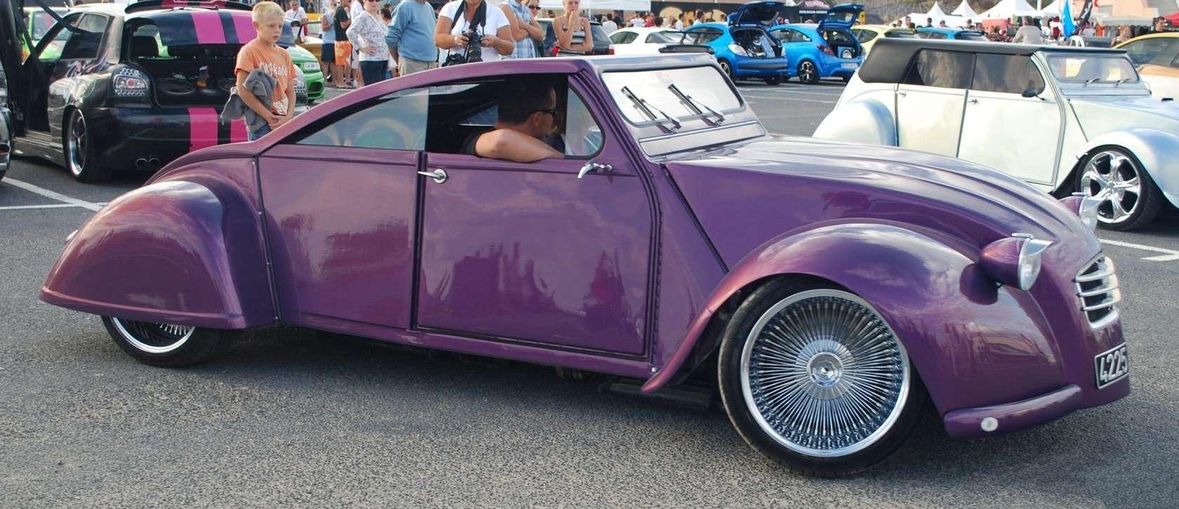 Steve White Vw >> Citroën CV 2 Hotrod | Only cars and cars